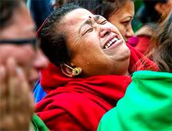 Nepal depremi 20 atom bombası gücünde