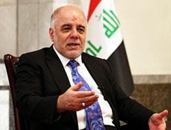 Abadi: 'Kürdlere ve Sünnilere silah verilmesi Irak'ın bütünlüğüne tehdittir'