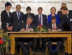 Türkiye-Ermenistan protokolünün tam metni