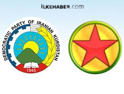'PKK ve PDK-İ arasındaki gerginlik çatışmaya dönüştü