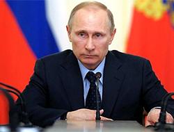 Putin: Suriye'de yalnızca Kürtler ve Esad güçleri teröristler ile cesurca savaşıyor