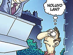 Penguen'in kapağında Erdoğan ve Baykal var...