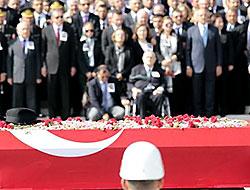 HDP, Demirel için Meclis'te yapılan törene katılmadı
