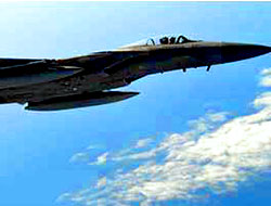 Uçaktan bildiri: Operasyon çok yakın…