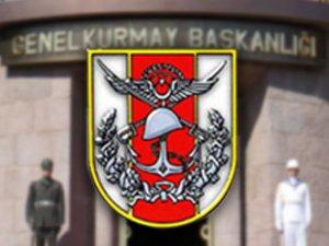 Genelkurmay: Sınırda 768 kişi yakalandı