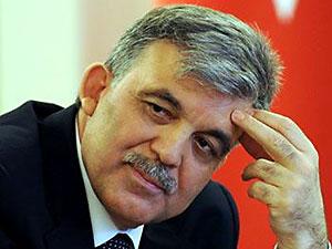 Abdullah Gül 'kurucu üye' listesinden çıkarıldı