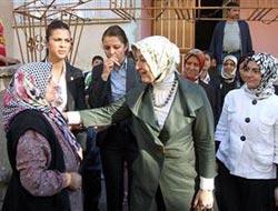 Hayrünnisa Gül'den sürpriz ziyaret