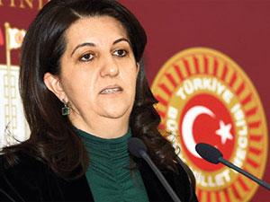 HDP'li Pervin Buldan'a 2 yıl hapis istemi