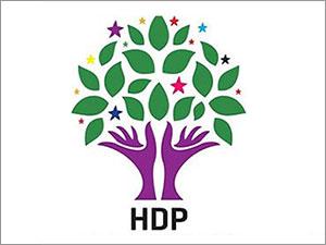 HDP: Bahçeli'nin barışa alerjisi var