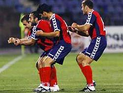 Ermenistan tarihi maç için Bursa'da