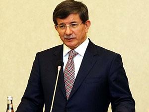 Davutoğlu, Demirtaş ile görüşme şartını açıkladı