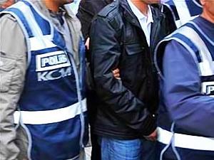 34 ilde 1050 kişi gözaltına alındı