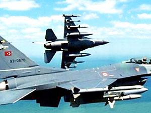 TSK'dan pilotlara emir beklemeden 'vur' yetkisi