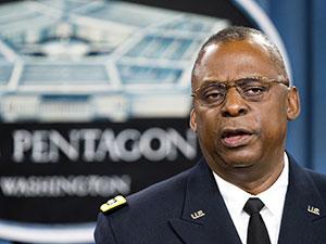ABD'nin ilk siyahi Savunma Bakanı Lloyd Austin görevine başladı