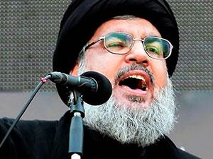 Nasrallah'tan Suriye'de ateşkese destek