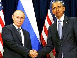 Obama ve Putin görüştü