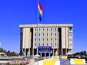 Kürdistan'da başkanlık yasa tasarısı kabul edildi