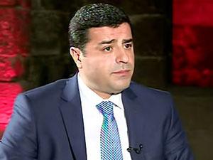 Demirtaş'tan hükümete ve PKK'ye eleştiri
