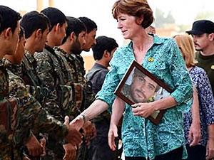 Avustralyalı YPG'li Harding'in ailesi Rojava'da