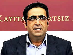 HDP'li Baluken'den gözaltılarla ilgili açıklama