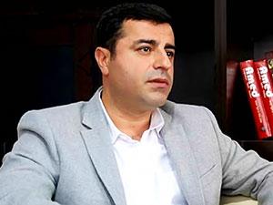 Demirtaş'a suikast girişimi