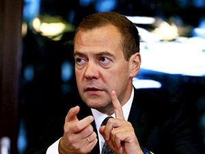 Rusya'da Dmitry Medvedev hükümeti istifa etti