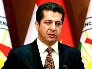 Mesrur Barzani: Irak'ın tavrı Kürtleri daha çok uzaklaştıracak