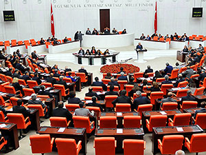Anayasa teklifinin 13. maddesi kabul edildi