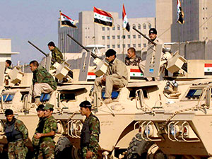DHA: Musul'u kurtarma operasyonu başladı
