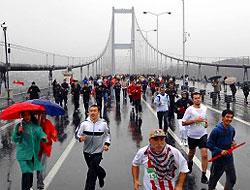 Avrasya Maratonu'nunda intihar şoku!