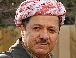 TRT Şeş, Mesud Barzani'yi ağlattı