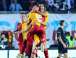 Gol düellosunu Galatasaray kazandı