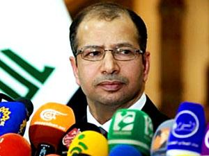 Irak Parlamento Başkanı: Kürdistan'a yaptırımları kaldıracağız