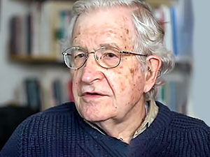 Chomsky: Cumhuriyetçi Parti, en tehlikeli organizasyon