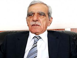 Ahmet Türk görevden uzaklaştırıldı