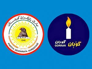KDP ve Goran: Yeni hükümetinin kurulma süreci ertelenemez