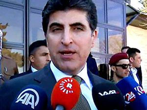 AK Parti'den Neçirvan Barzani'ye kongre daveti