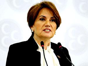 Meral Akşener: Referandum iptal edilebilir
