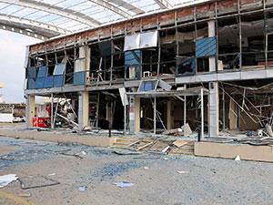 Nusaybin'de bomba yüklü araçla saldırı: 2 polis hayatını kaybetti