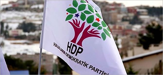 İstanbul'da ev baskınları: HDP'nin yönetici ve üyeleri gözaltında