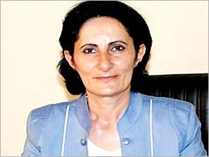 Eski HDP'li vekil Mülkiye Birtane tutuklandı
