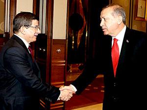 Beştepe'de kritik buluşma: Davutoğlu ve Erdoğan bugün görüşecek