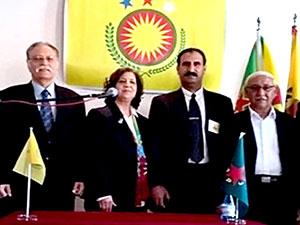 Berlin'de Rojava temsilciliği açıldı