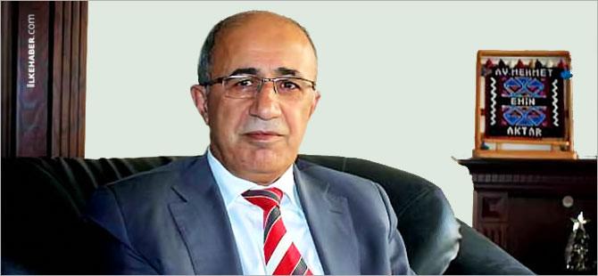 Mehmet Emin Aktar'a 6 yıl 3 ay hapis cezası
