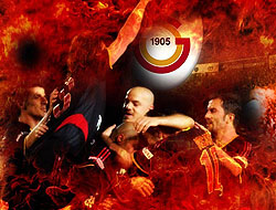Galatasaray Panathinaikos sınavında