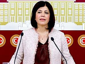 HDP'li Meral Danış Beştaş gözaltına alındı