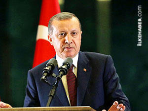 Erdoğan: 'Kuzey Irak'la ilgili bağımsızlık adımı yanlış'