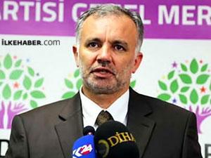 HDP'li Ayhan Bilgen'in tahliyesine itiraz edildi