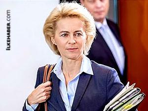 Almanya Savunma Bakanı Leyen görevden çekildi
