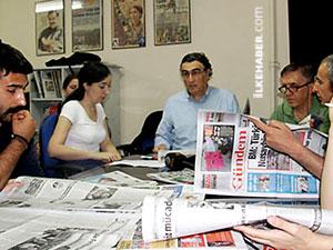 Özgür Gündem davasında Hasan Cemal'e para cezası